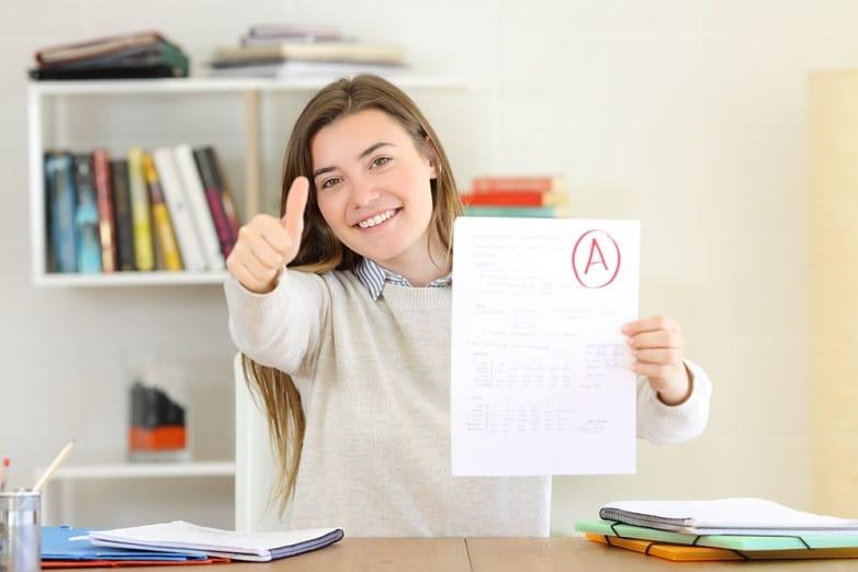 Obtain and maintain good grades
