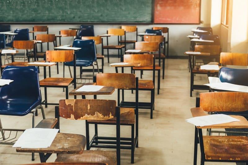 Overall poor work environment in public schools